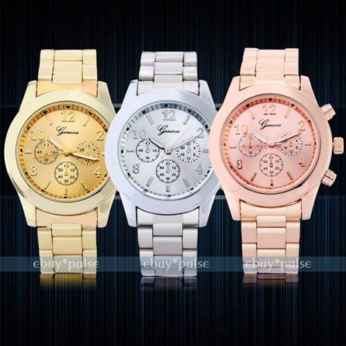 Comprar relojes baratos - Metalizados