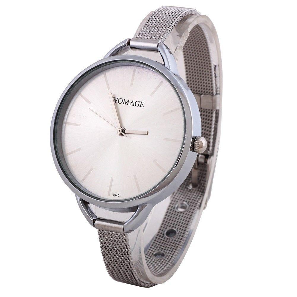 Comprar relojes baratos - Plateado