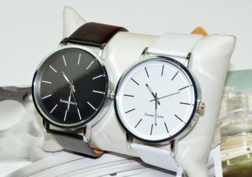 Comprar relojes baratos online - Blanco o negro