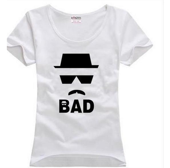 Camisetas de Breaking Bad al mejor precio - Mujer icono