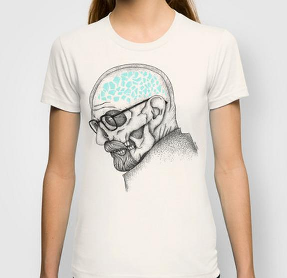 Camisetas de Breaking Bad baratas - Mujer blanca