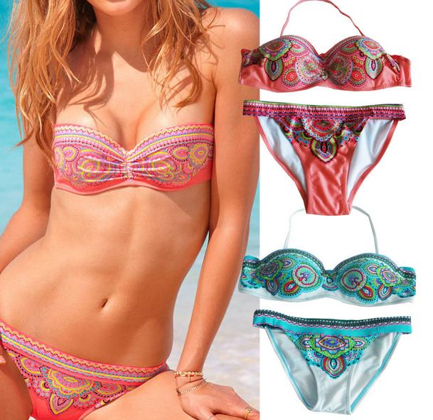 Comprar bikini barato - Bikini estampado