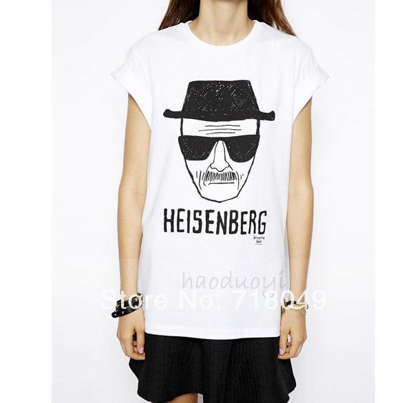 Camisetas de Breaking Bad baratas - Mujer Heisenberg