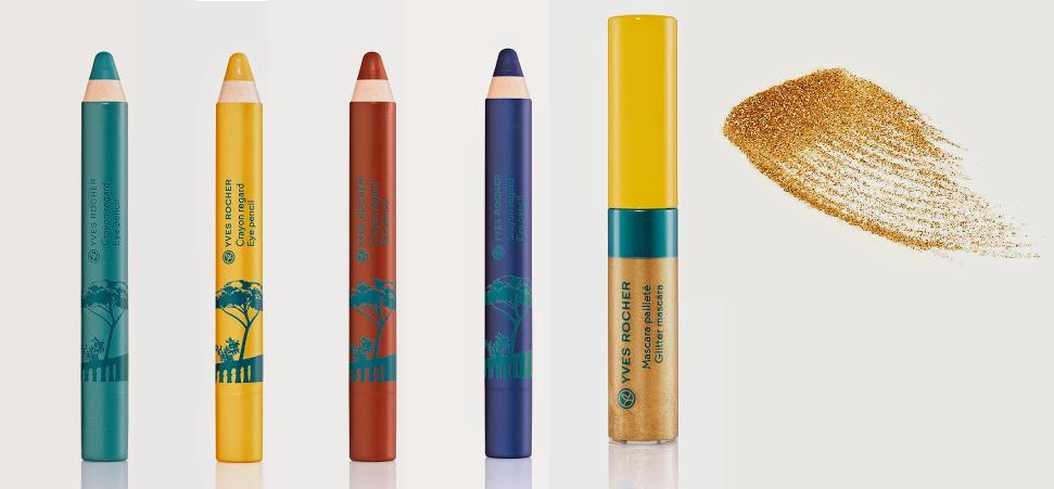 Productos de maquillaje naturales - Ojos