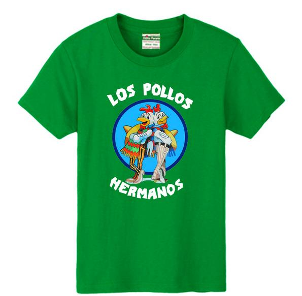 Camisetas de Breaking Bad - Hombre pollos hermanos