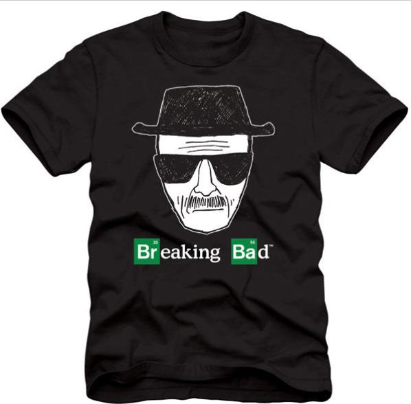Camisetas de Breaking Bad - Hombre símbolos