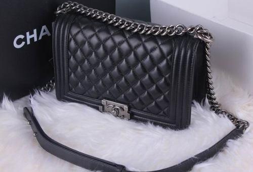Bolsos de imitaci�n - Chanel Le boy