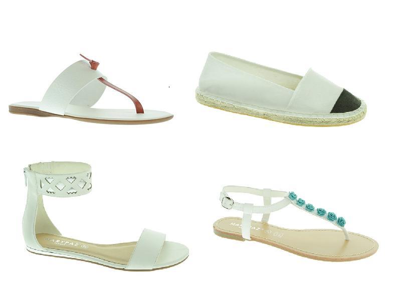 Zapatos Marypaz - Catálogo de tendencias: modelos en blanco