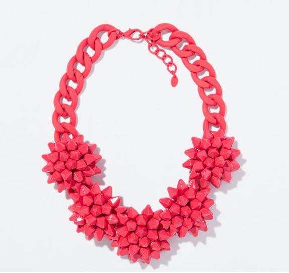 Collares de imitación - Collar rojo