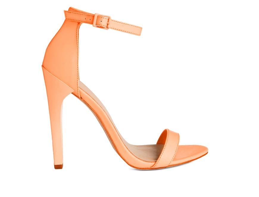 Tendencias de sandalias - Sandalias de colores con taconazo