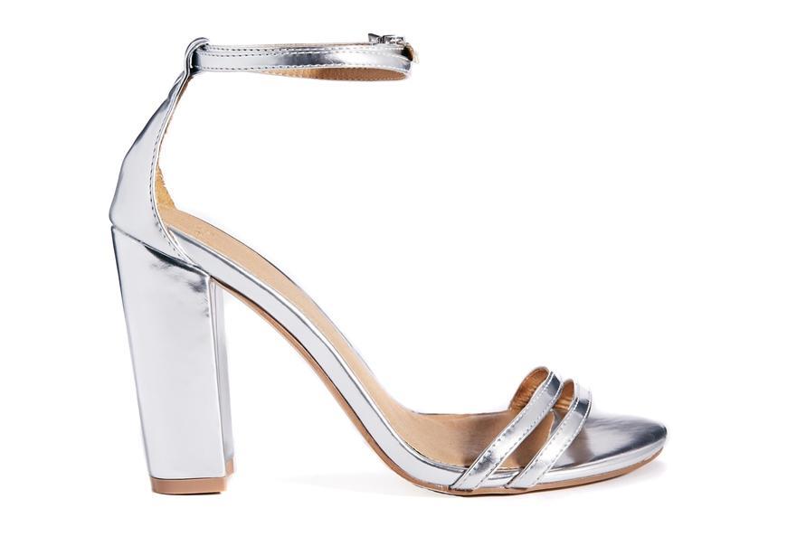 Tendencias en sandalias - Sandalias en tonos metálicos