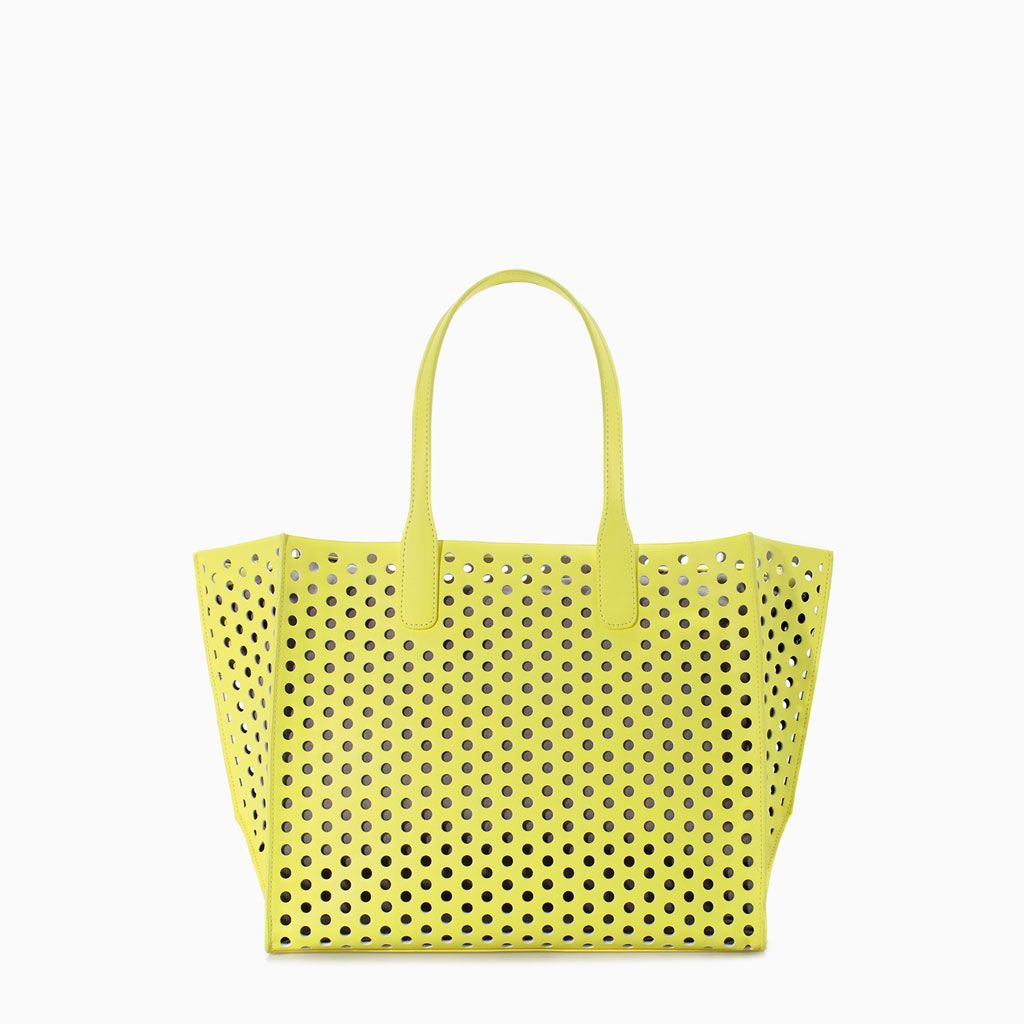 Tendencias para esta temporada - Bolsos Shopper