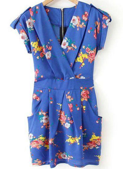 Tendencias de moda primavera verano 2015 - Vestido de estilo oriental