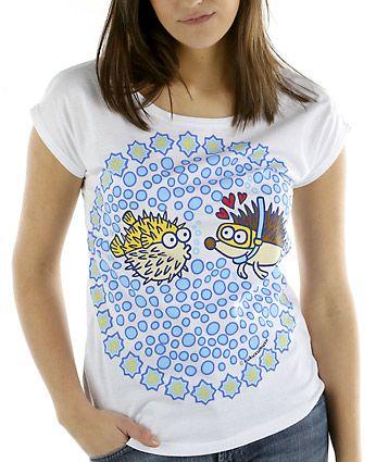 Kukuxumusu online - camiseta para mujer