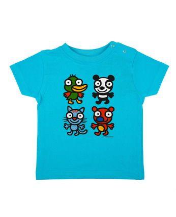 Kukuxumusu online - camiseta para niño