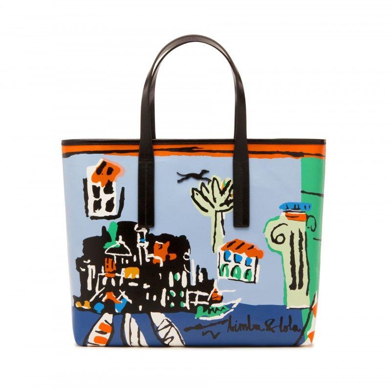 Bolso Bimba y Lola - Shopping de edición especial