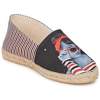Zapatillas esparto - Estampado de fotografía
