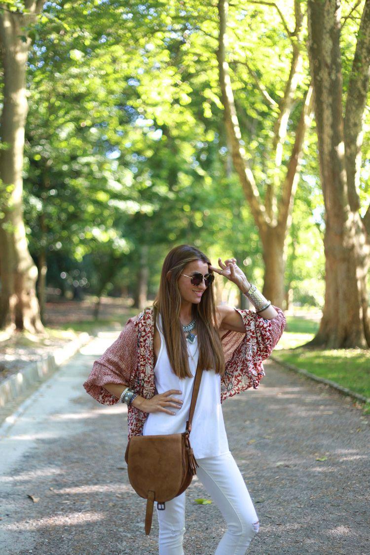 Blogger de moda Bartabac