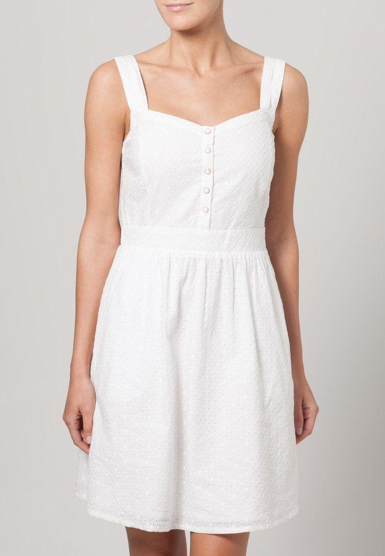 Vestidos ibicencos - Mint&Berry ajustado a la cintura