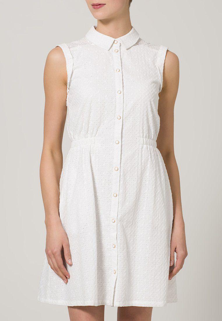Vestido ibicenco - Mint&Berry cuello de camisa