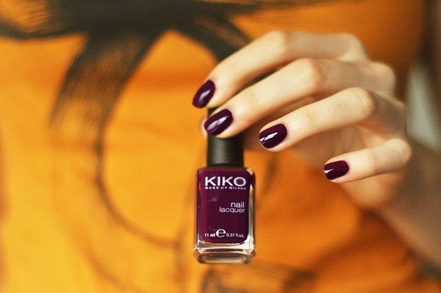 Kiko make up Milano - Laca de uñas