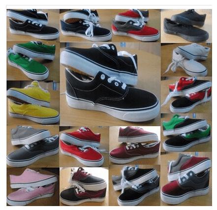Zapatillas de imitación online de la marca Vans