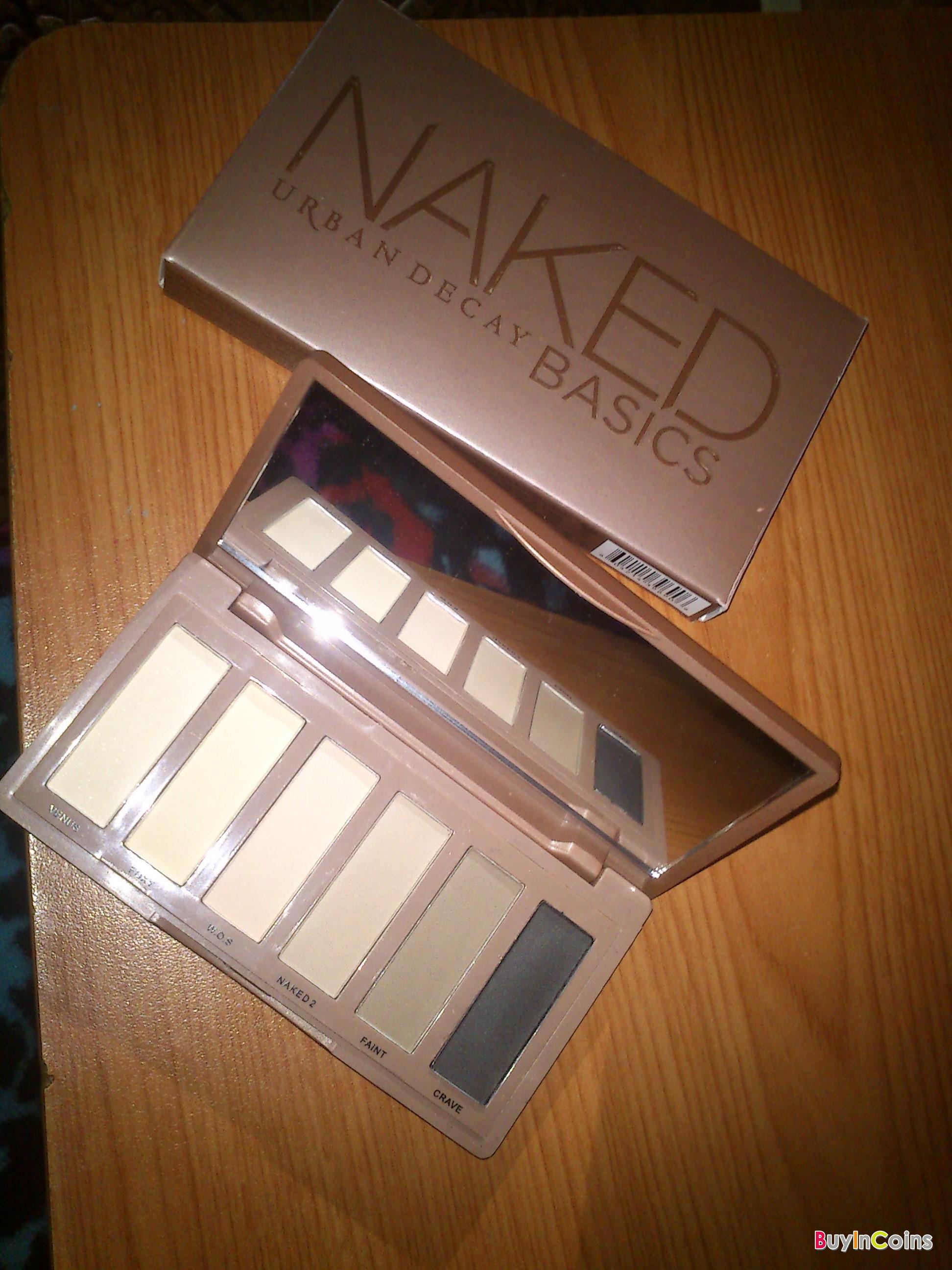 Comprar imitaciones de maquillaje - Sombra de ojos Naked Basic