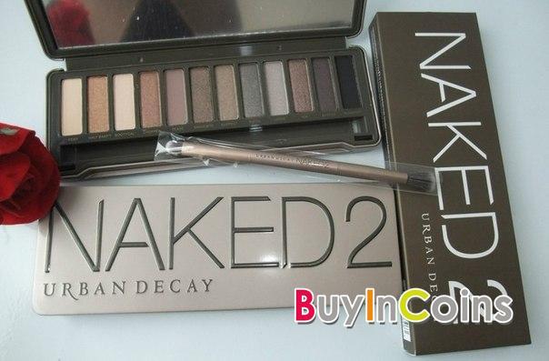 Comprar imitaciones de maquillaje - Sombra de ojos Naked 2