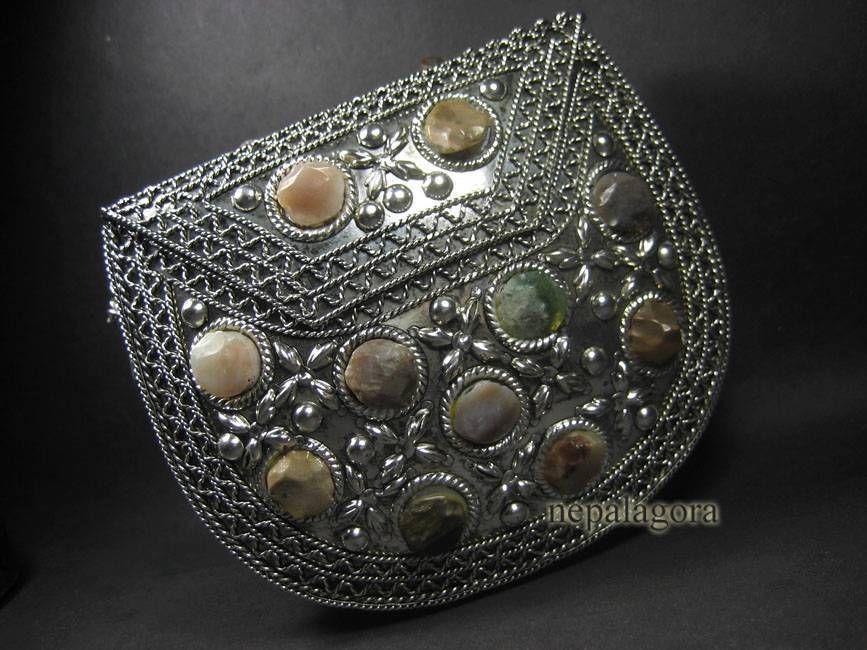 Bolsos de fiesta - Clutch metálico