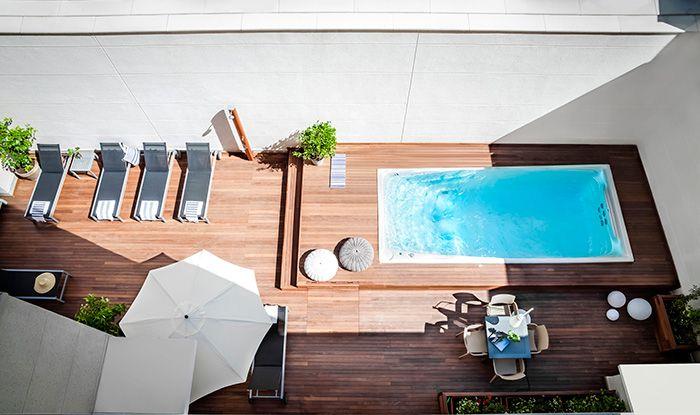 Apartamentos en Madrid y Barcelona