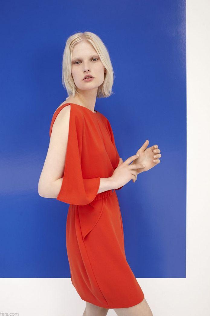 Sfera online - Vestido rojo