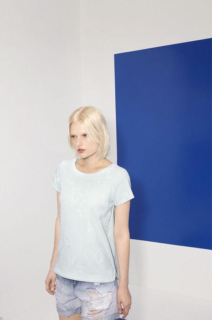 Catálogo Sfera - Camiseta y shorts