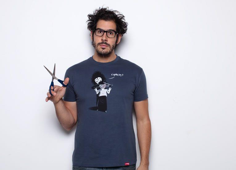 Camiseta original barata - Quien soy?