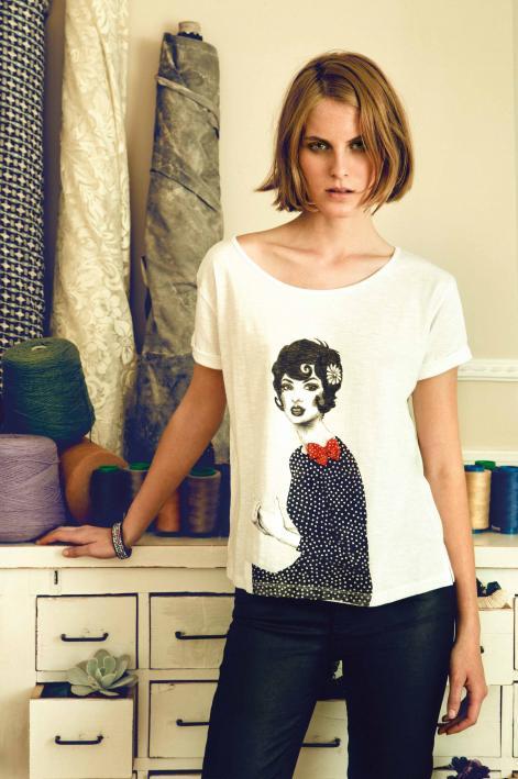 Dolores Promesas online - Camiseta chica