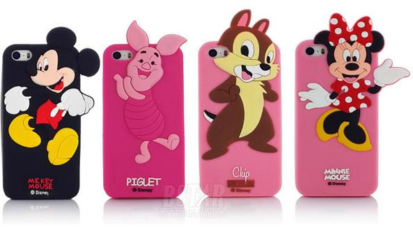 Fundas para iPhone de Disney