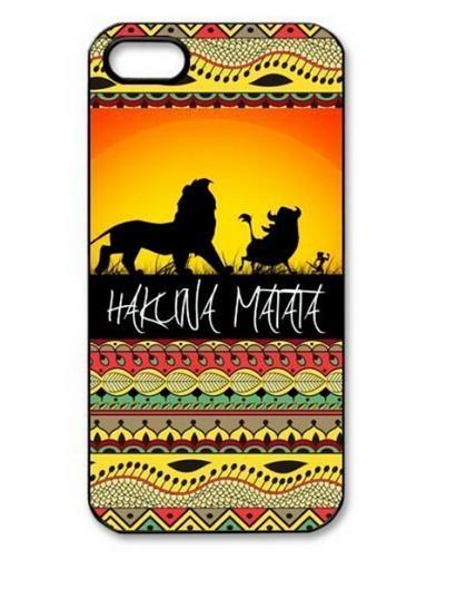 Funda para iPhone Hakuna Matata