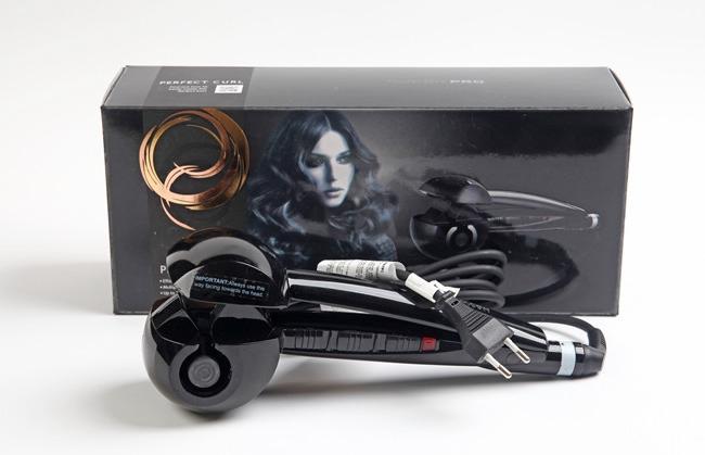 Peinados de fiesta - Rizador sin monitor