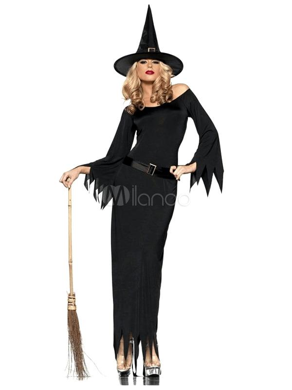 Disfraces de Halloween de bruja