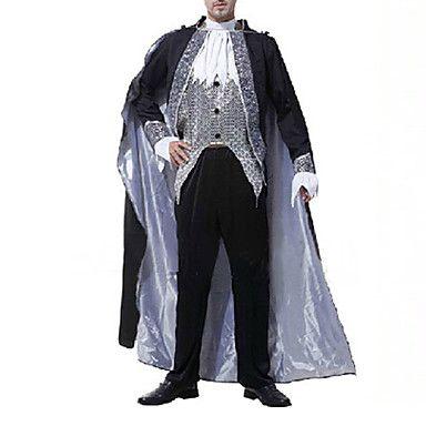 Disfraz de Halloween de vampiro