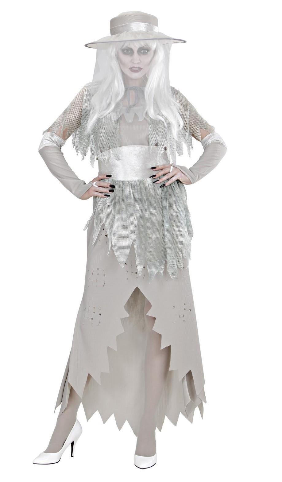 Tienda de disfraces originales - Disfraz de mujer fantasma
