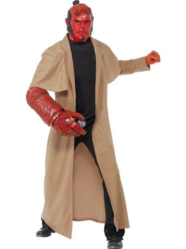 Tienda de disfraces originales - Disfraz de Hell Boy