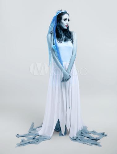 Disfraz de Halloween de cadáver