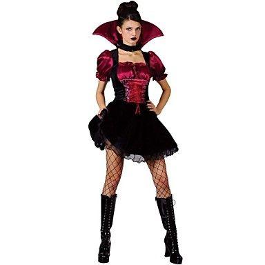 Disfraces de Halloween de vampiresa