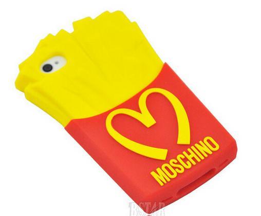 Funda para iPhone de Moschino - Patatas fritas