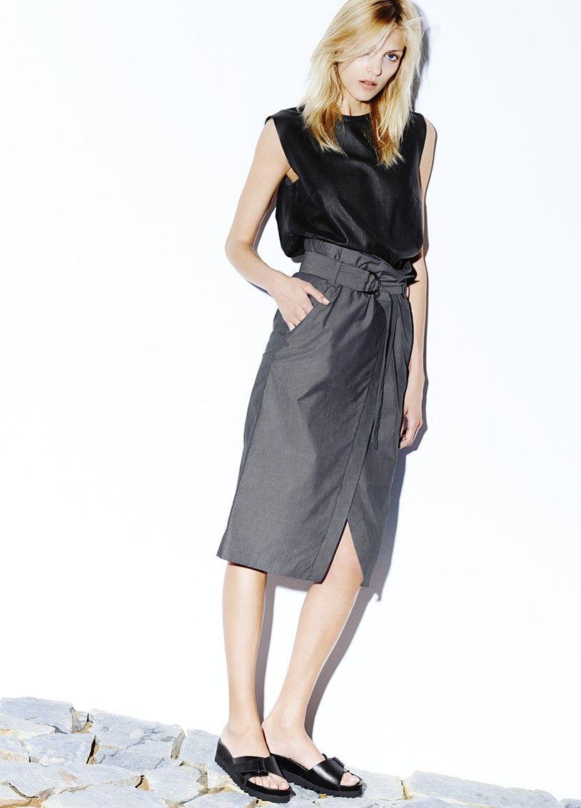 Catálogo Premium - Falda y camisa