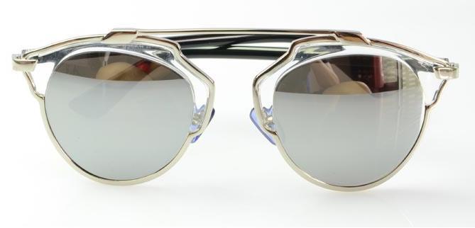 Gafas de sol vintage - Modelo montura metálica