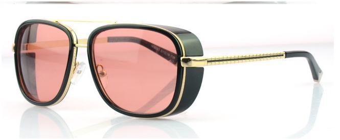 Gafas de sol vintage - Modelo cuadrado