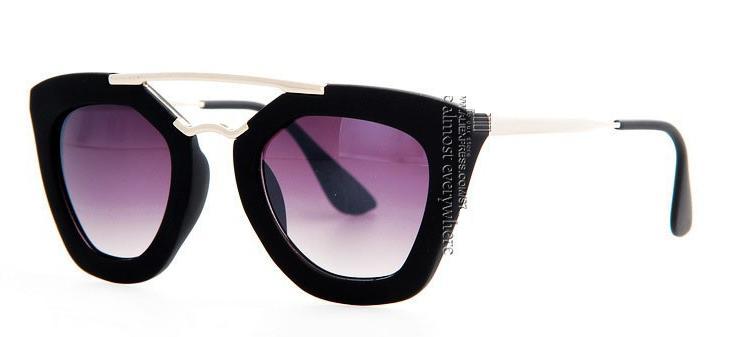 Gafas de sol vintage baratas - Modelo mariposa