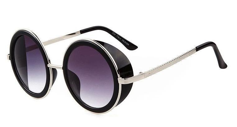 Gafas de sol vintage baratas , Modelo cerrado