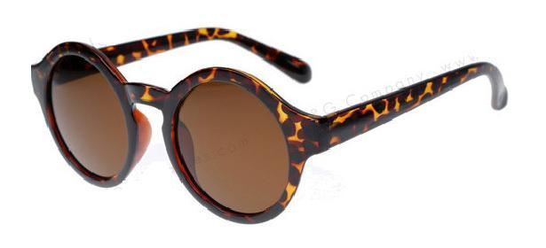 Gafas de sol vintage - Modelo leopardo
